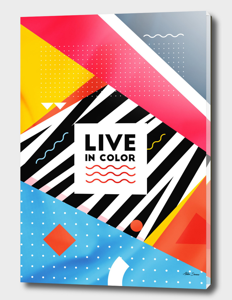 Live In Color #12