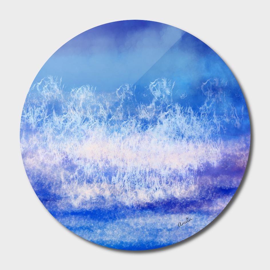 Blue Moon Waves