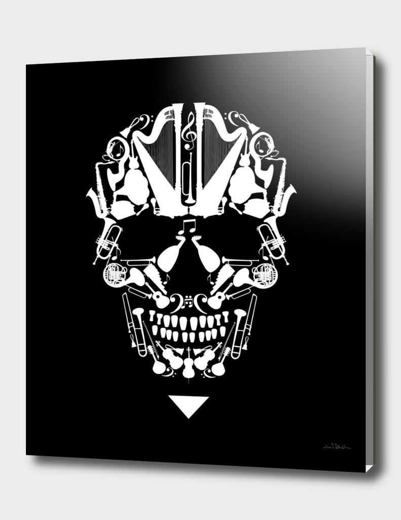 Musical Skull