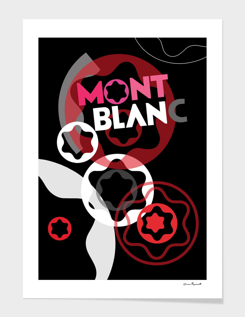 The Art of Mont-Blanc