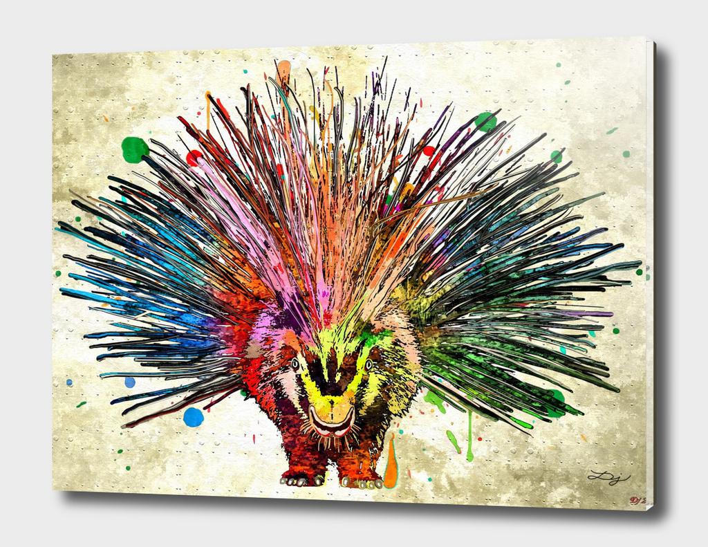 Porcupine Grunge