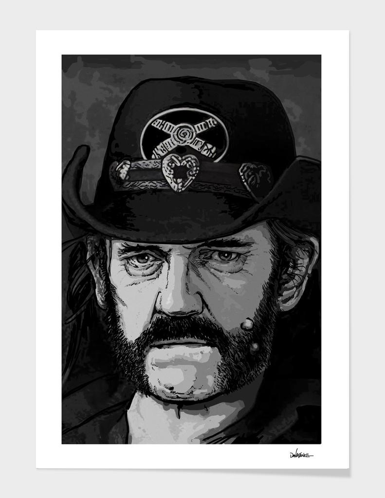 Lemmy Motorhead Kilmister