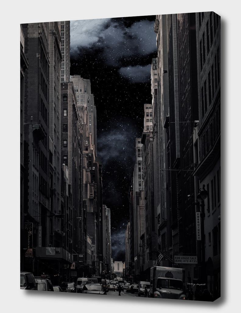 New York Space City