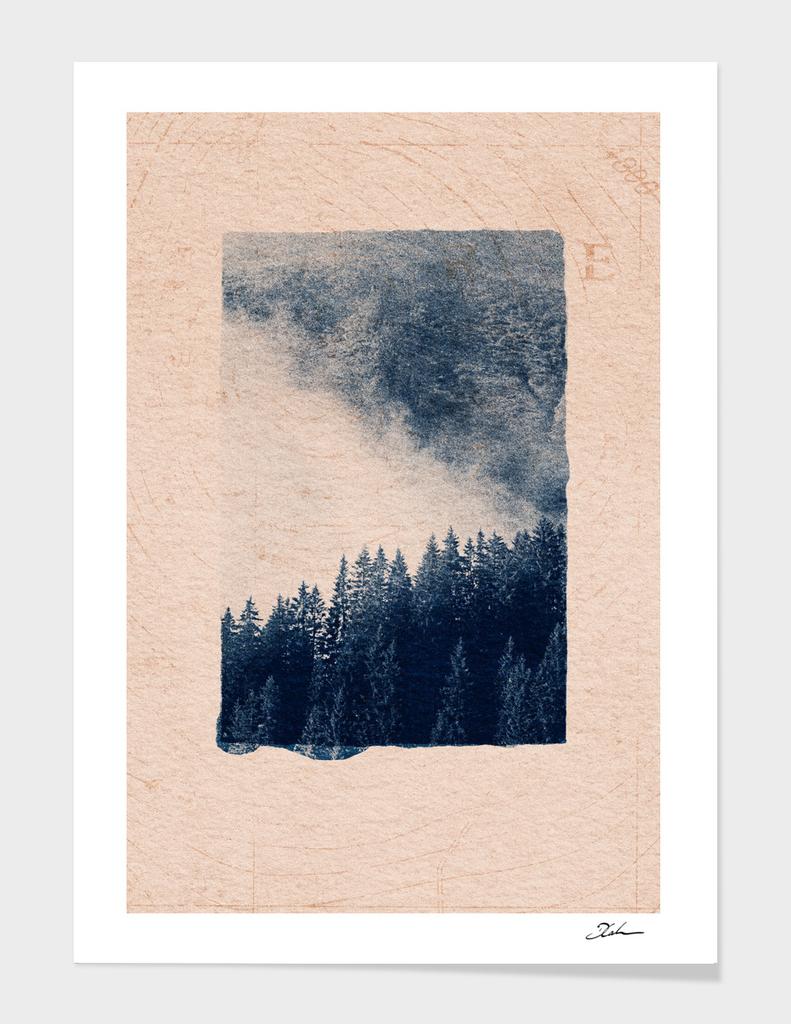 CLASSIC BLUE / Foggy Hill