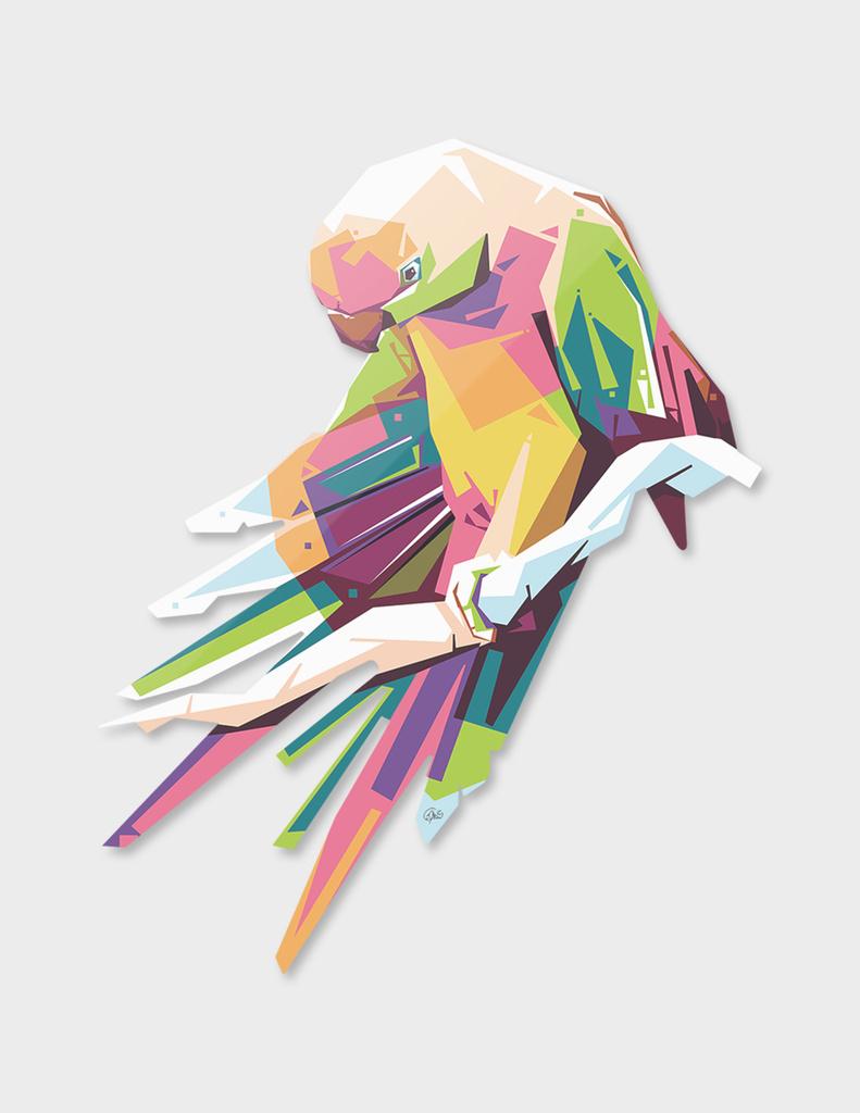 Parrot (the life of sweet bird)