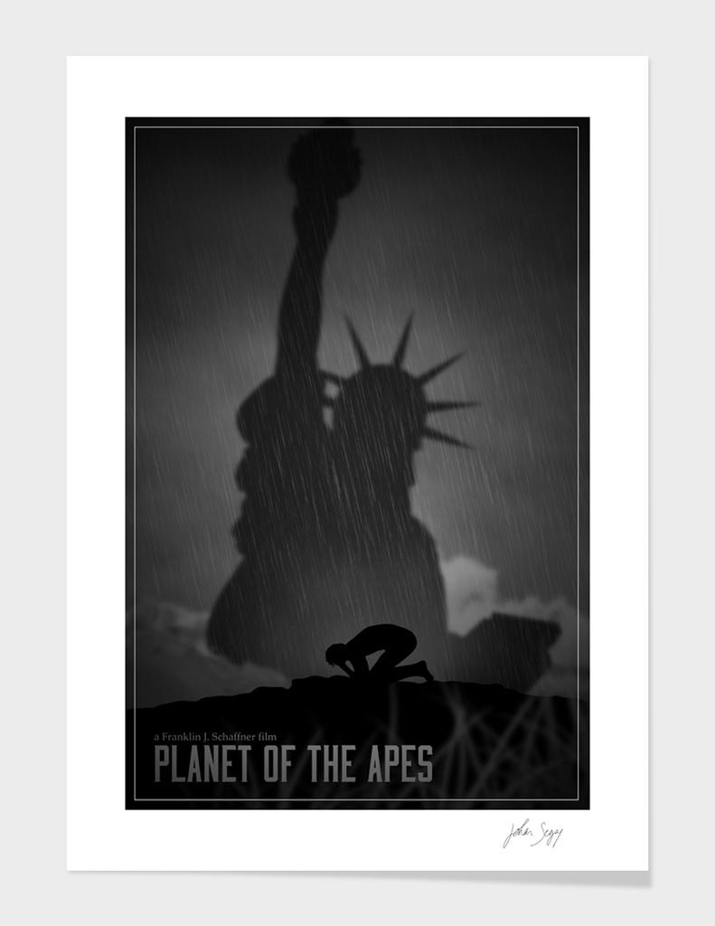 Planet Of The Apes A La Limbo