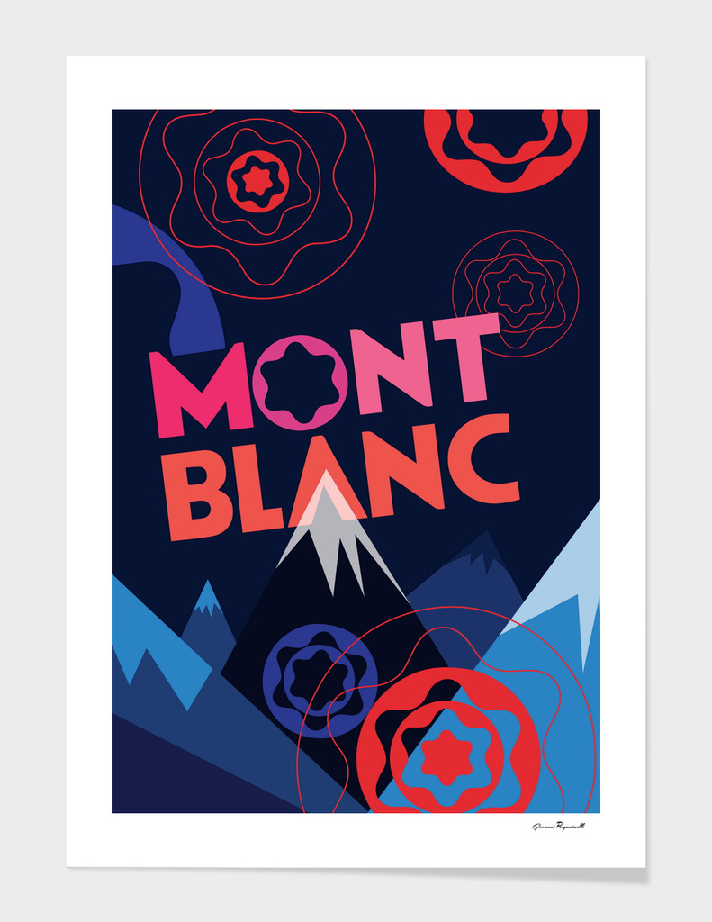 Mont-Blanc Blues