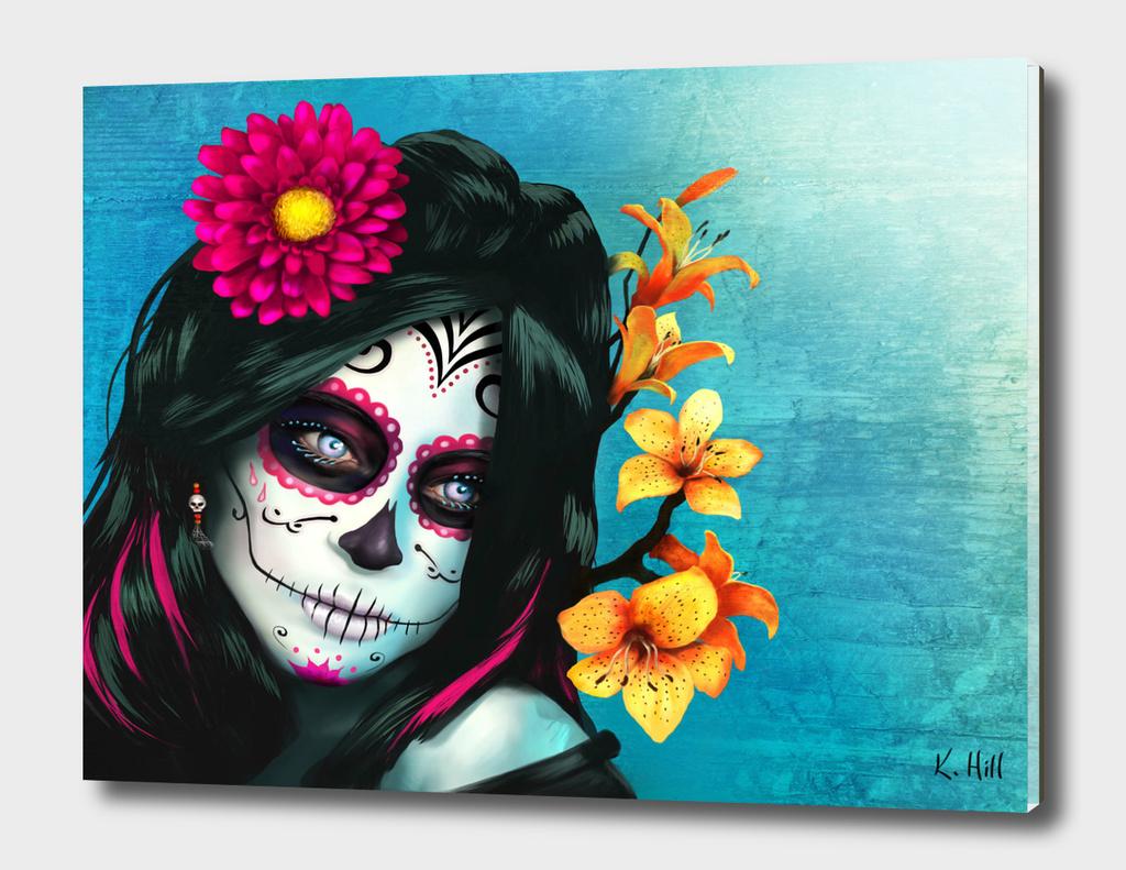 Dia de los Muertos (Day of the Dead) - Margarita