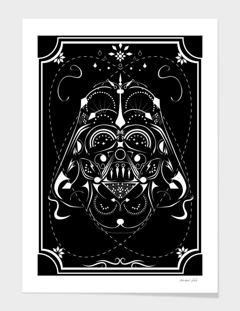 Darth Vader On Acid