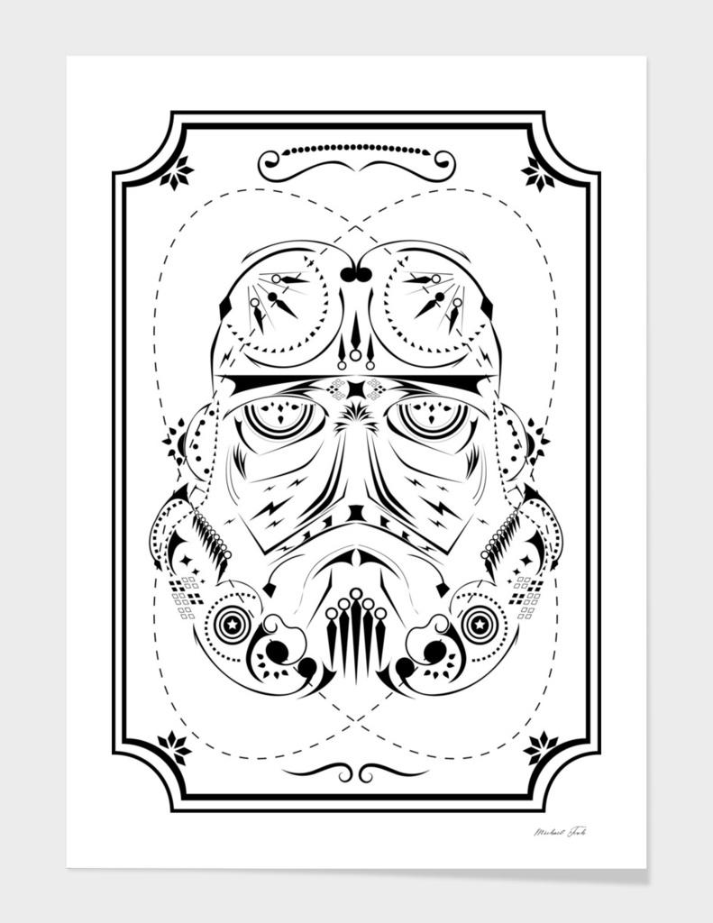 Storm Trooper On Acid