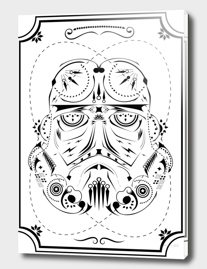 Storm Trooper On Acid