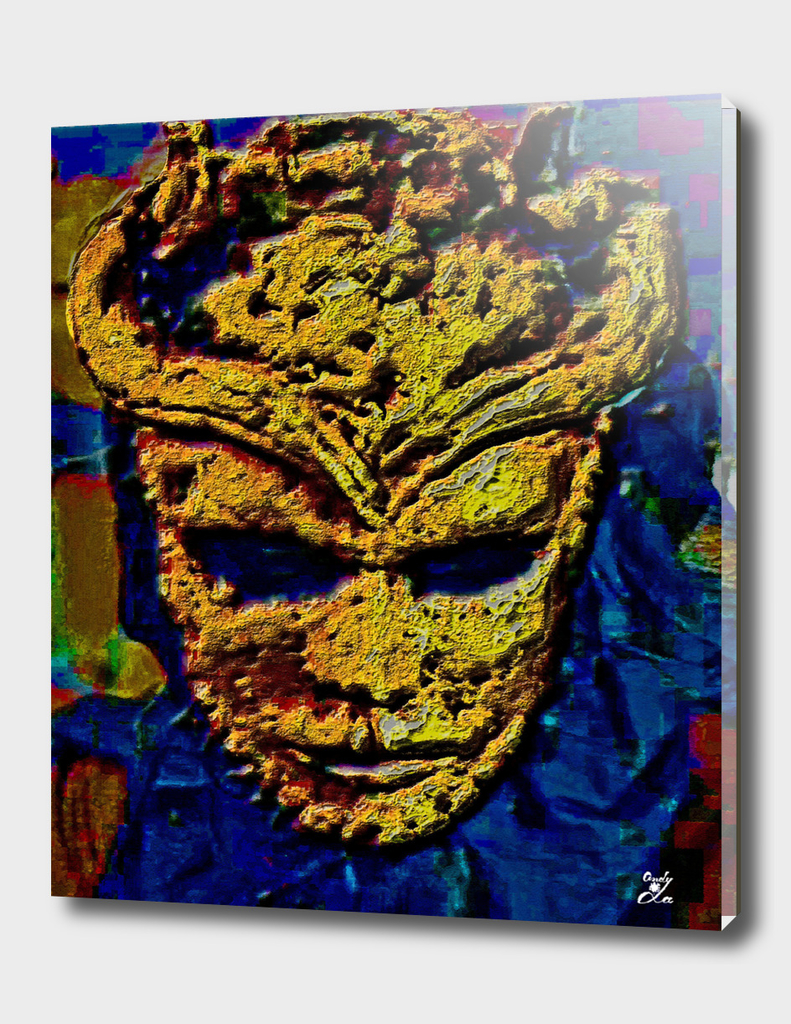 Mask. The Sons Of The Harpy. Fantasy