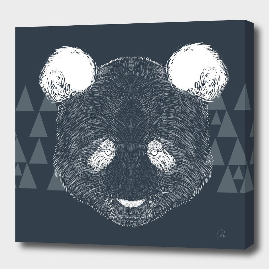 Gloomy Panda