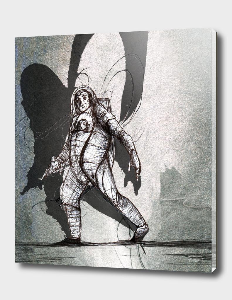 astronot darkart