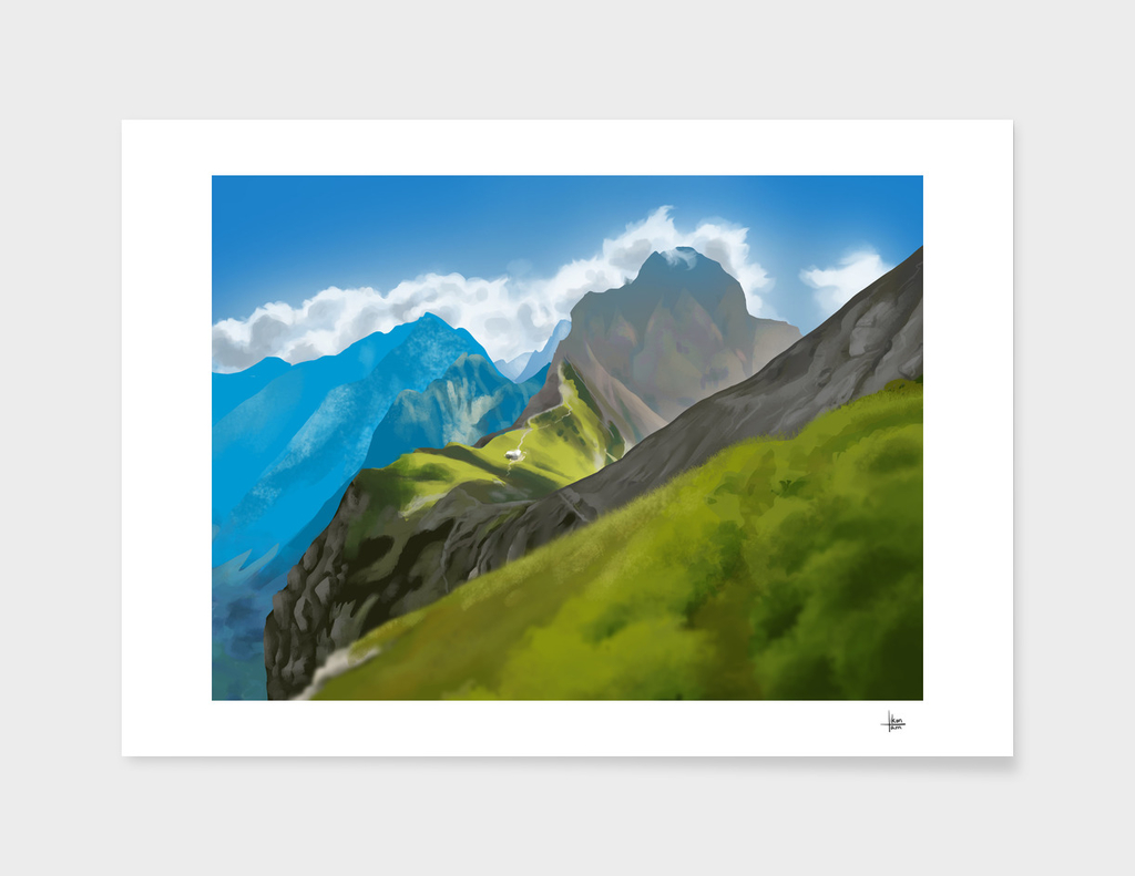 Kamnisko savinjske alpe