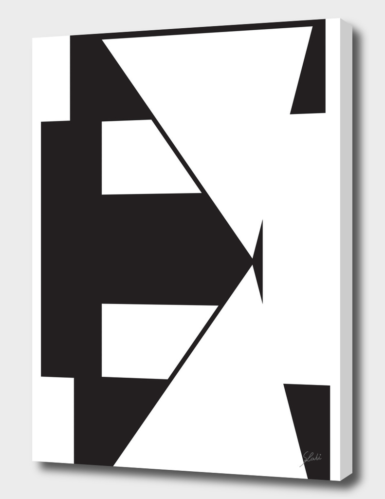 Typography letter E