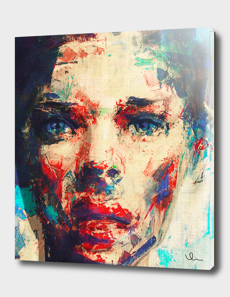 Face in Saturated Color's 3