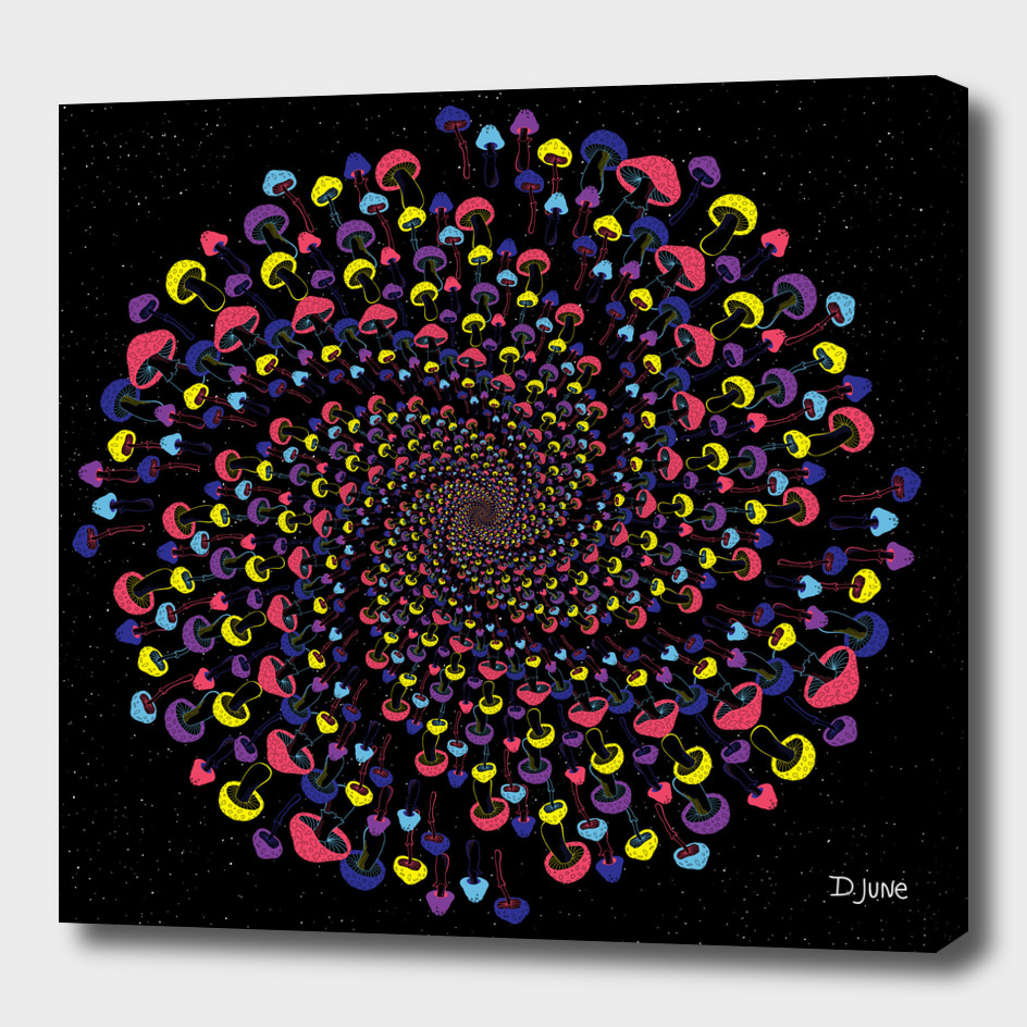 Shroom Galaxy