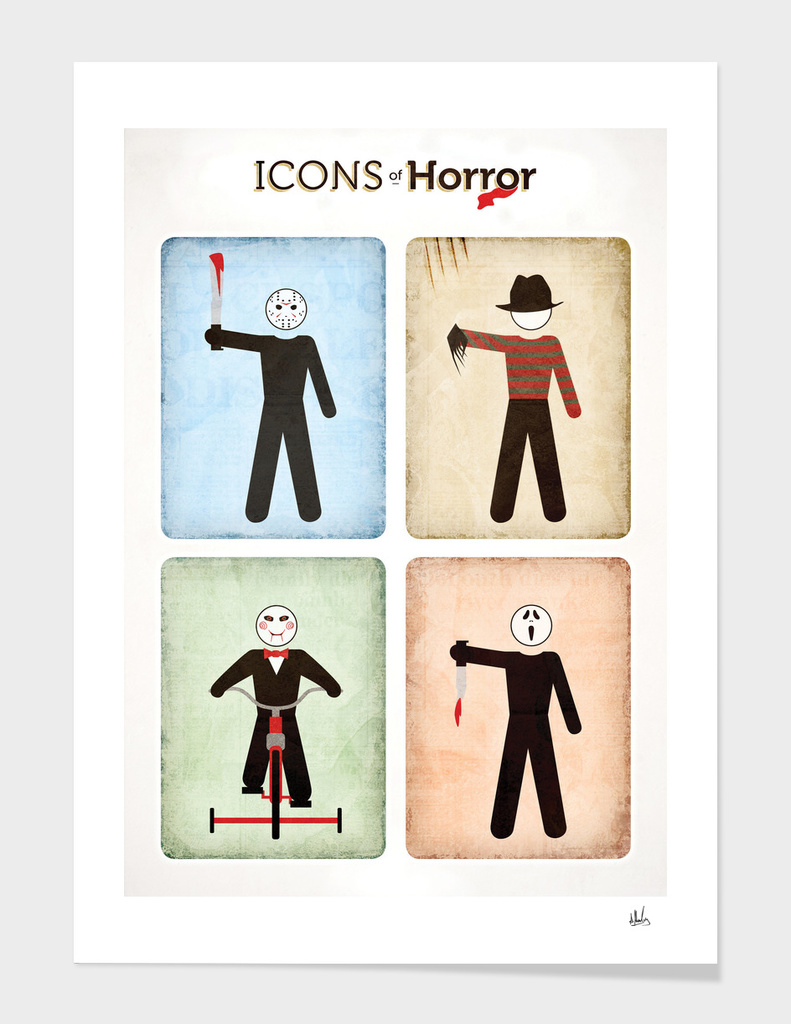 Icons of Horror