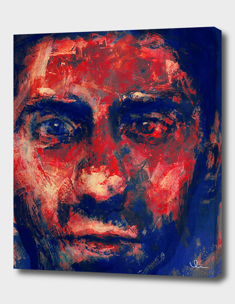 Face in Saturated Color's 4