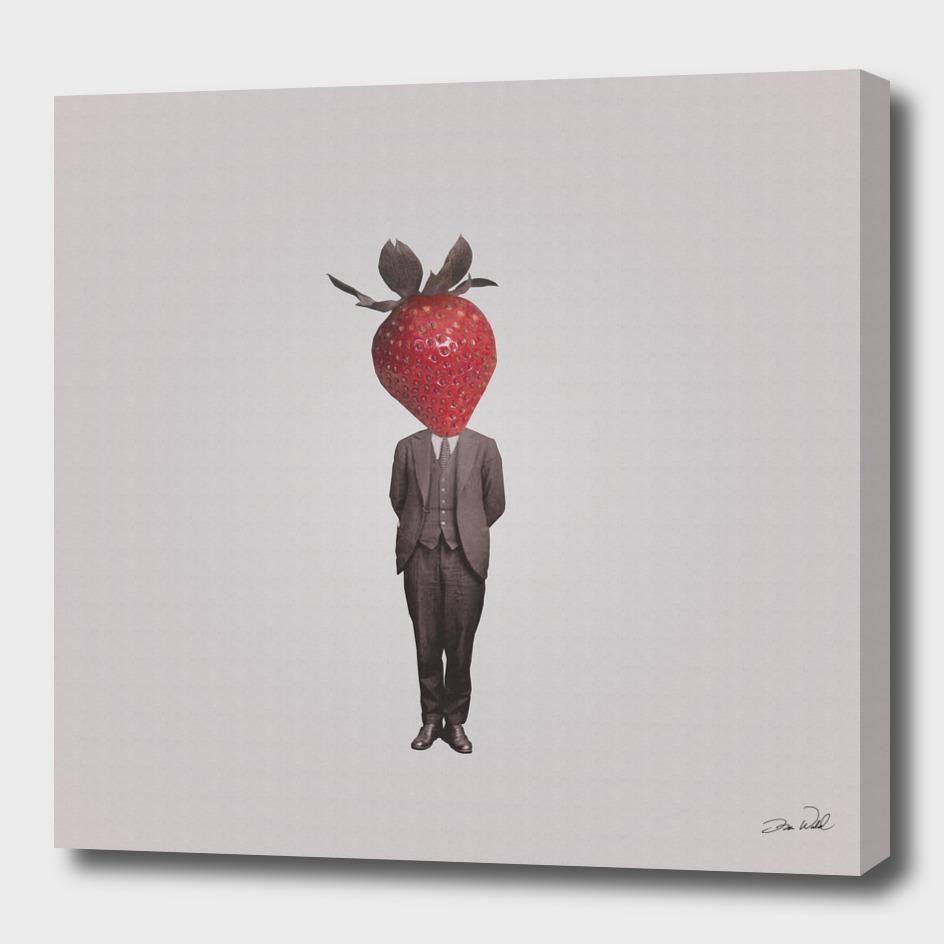 Strawberry Mugshot