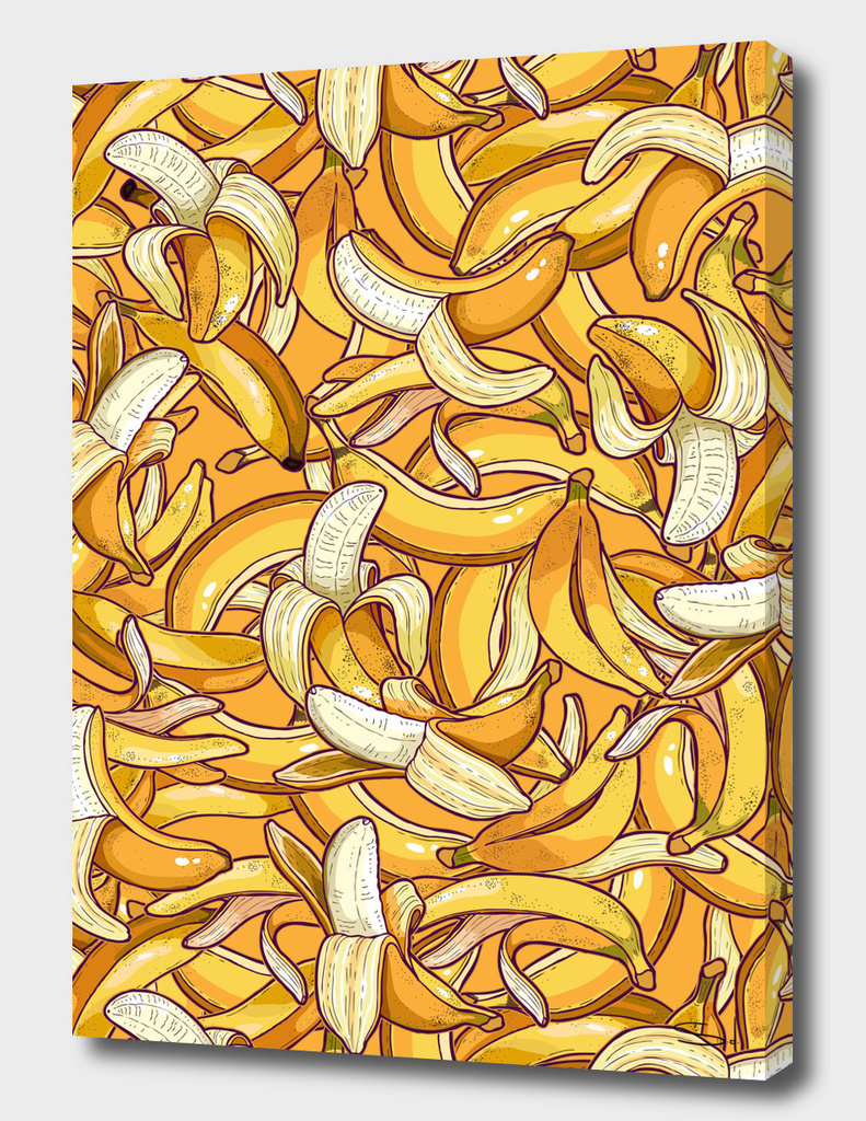 Yellow banana dream