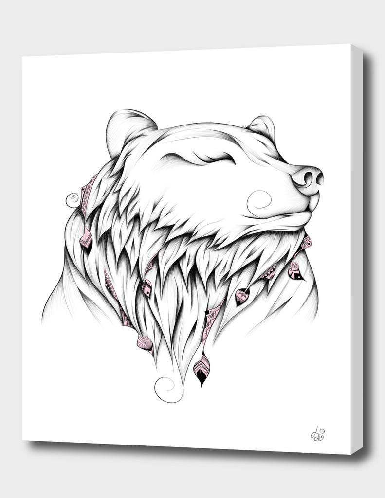 Poetic Bear Pink Version