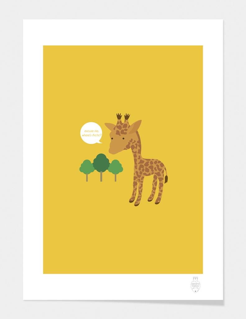 Arctic Giraffe