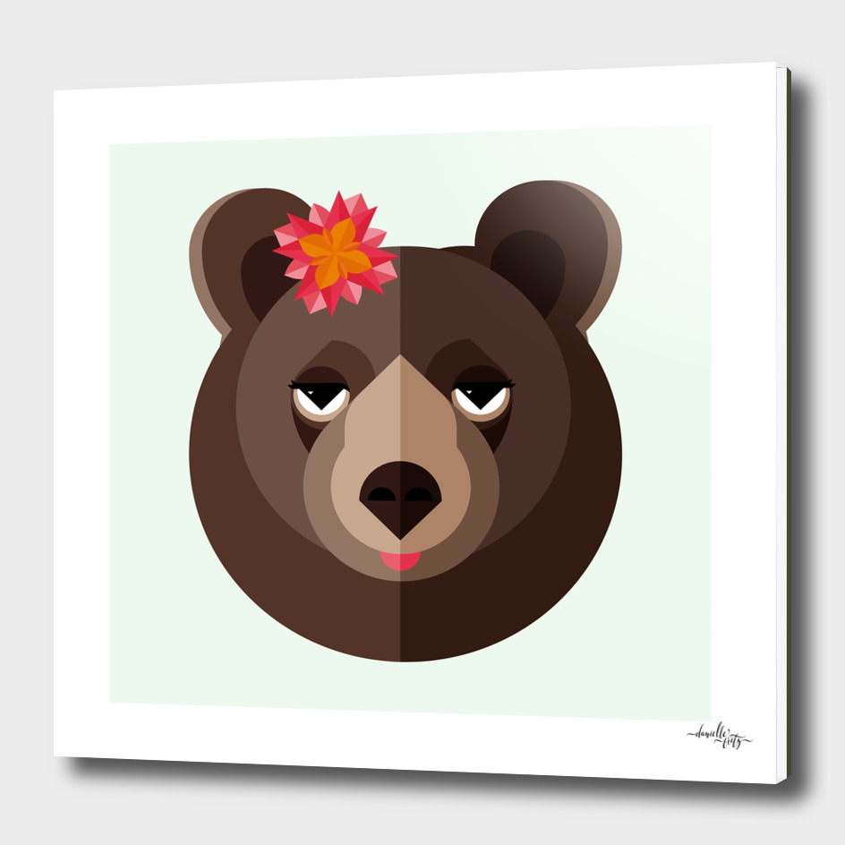 Bear Illustration