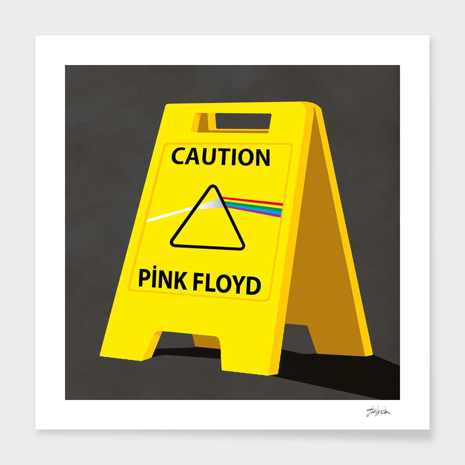 Pink Floyd Caution