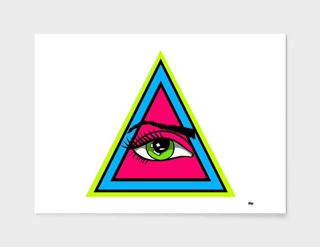 Ingrid's eye