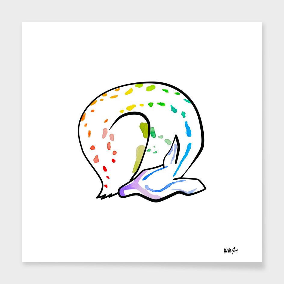 Minimalist Fawn