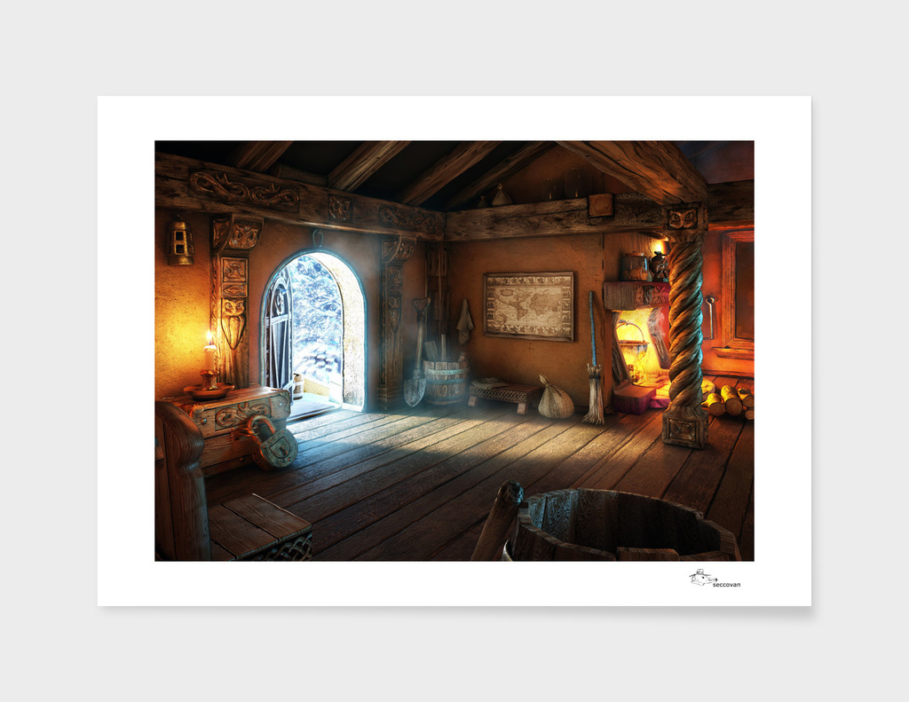 Fairy Cabin