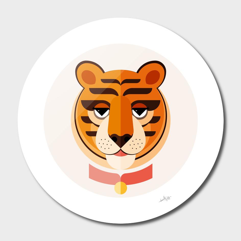 Tiger Illustration