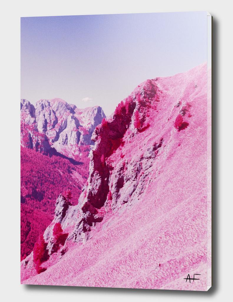 Dolomites in Infrared #1