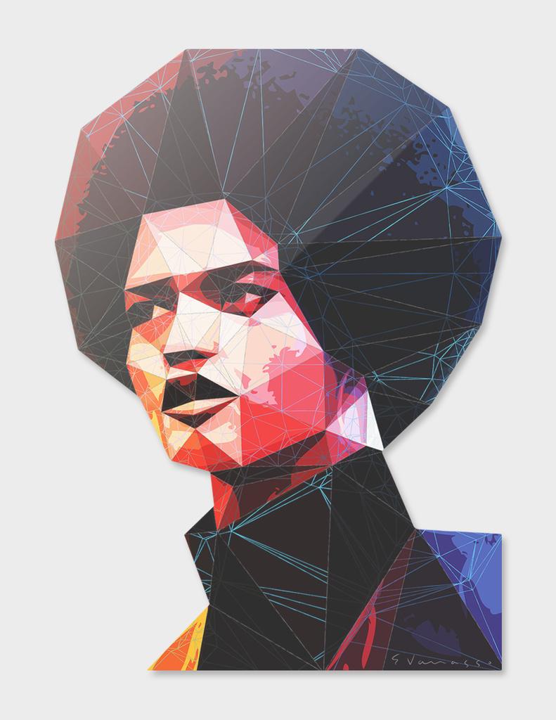 black woman III