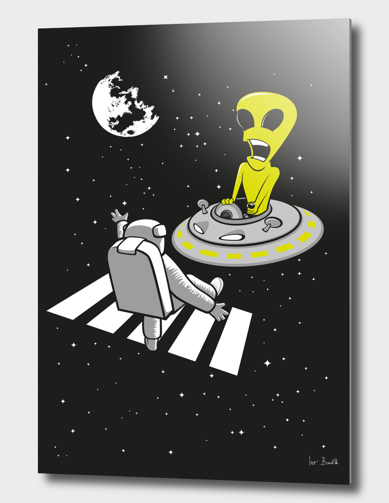 Space accident