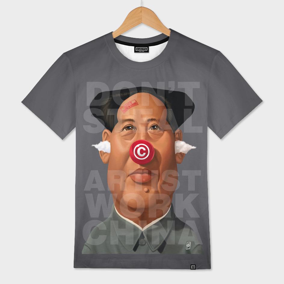 Mao-Tse Took My Art