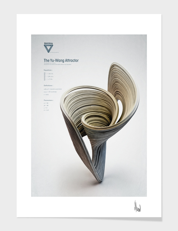 The Yu-Wang Attractor