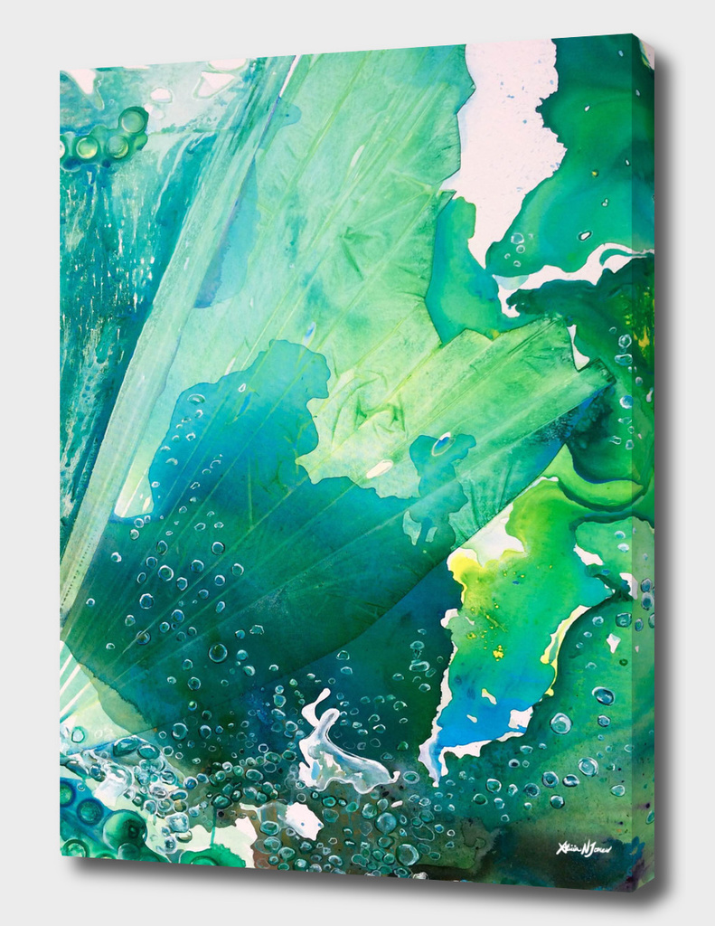 Environmental Consideration, Deep Sea Water Bubbles