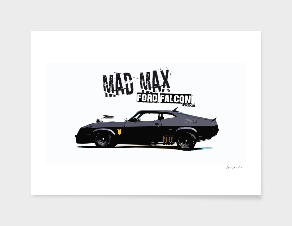 Mad Max Ford Falcon