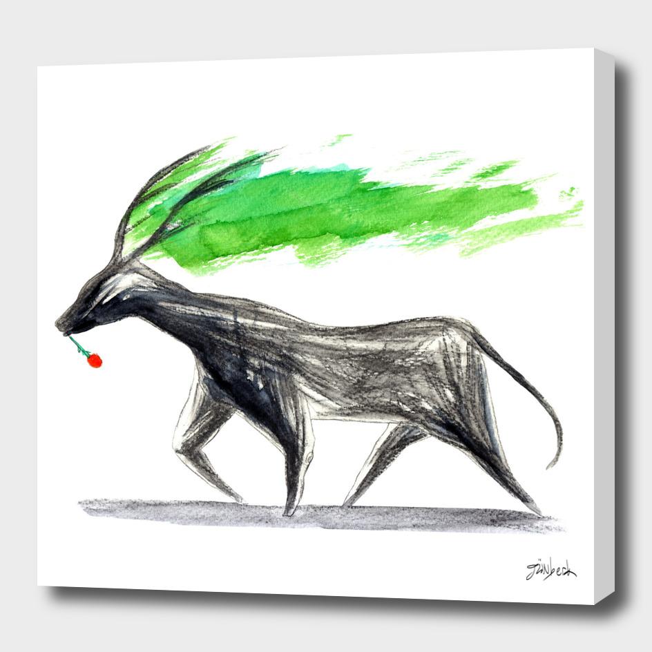 Dark Deer