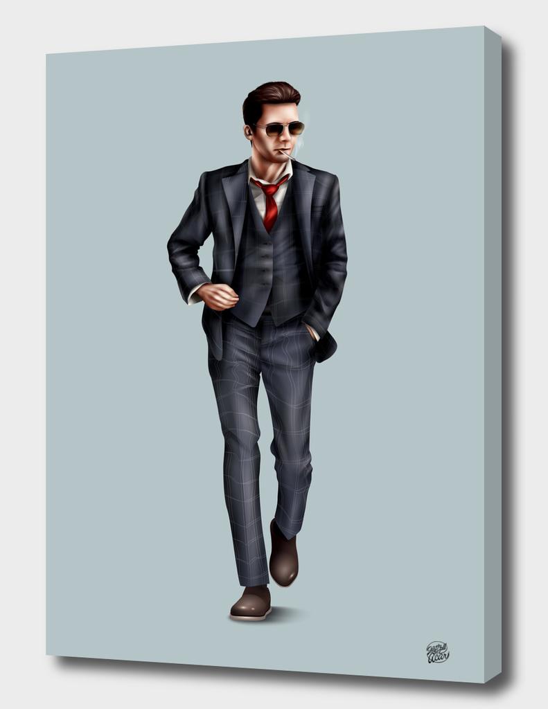 Smoking Suit
