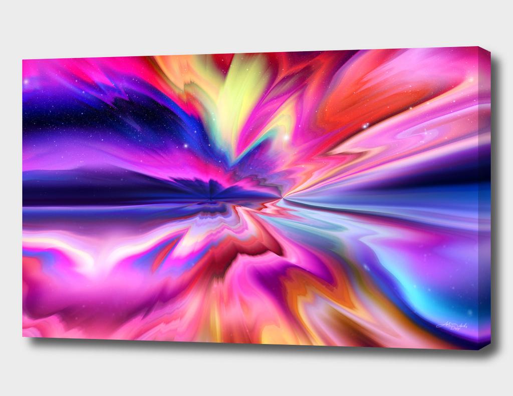 Artistic XLVII - Abstract Nebula / NE