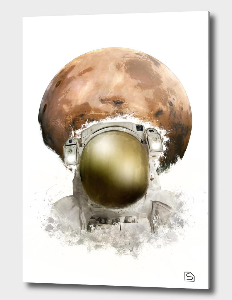 Astronaut: Mars