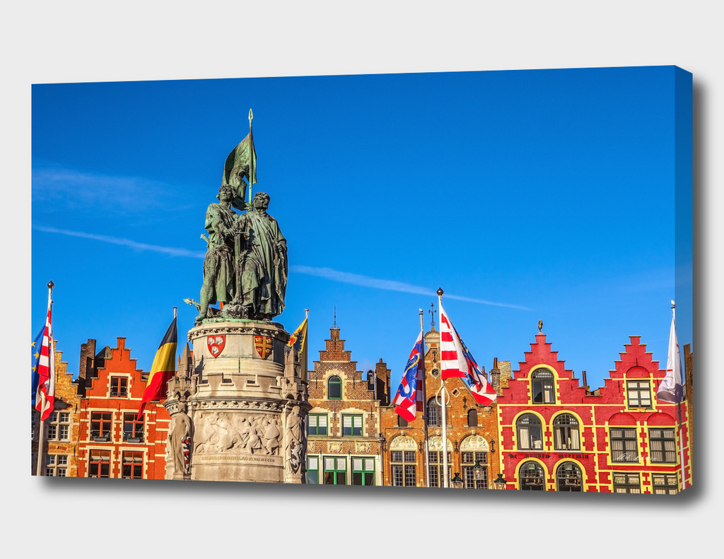 Jan Breydel and Pieter De Coninck (Bruges).