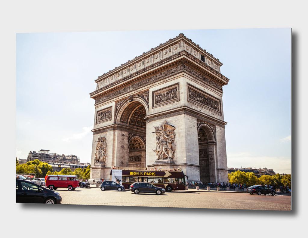 Arc de Triumph.