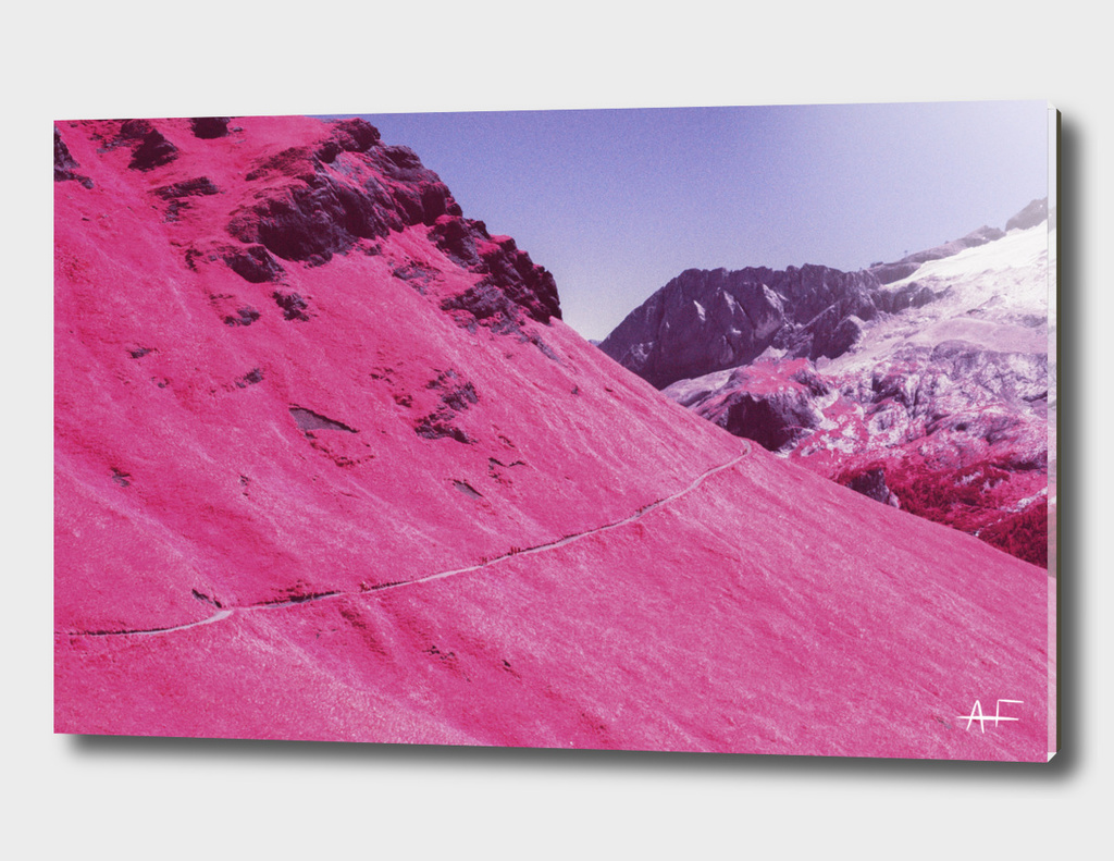 Dolomites in Infrared #2