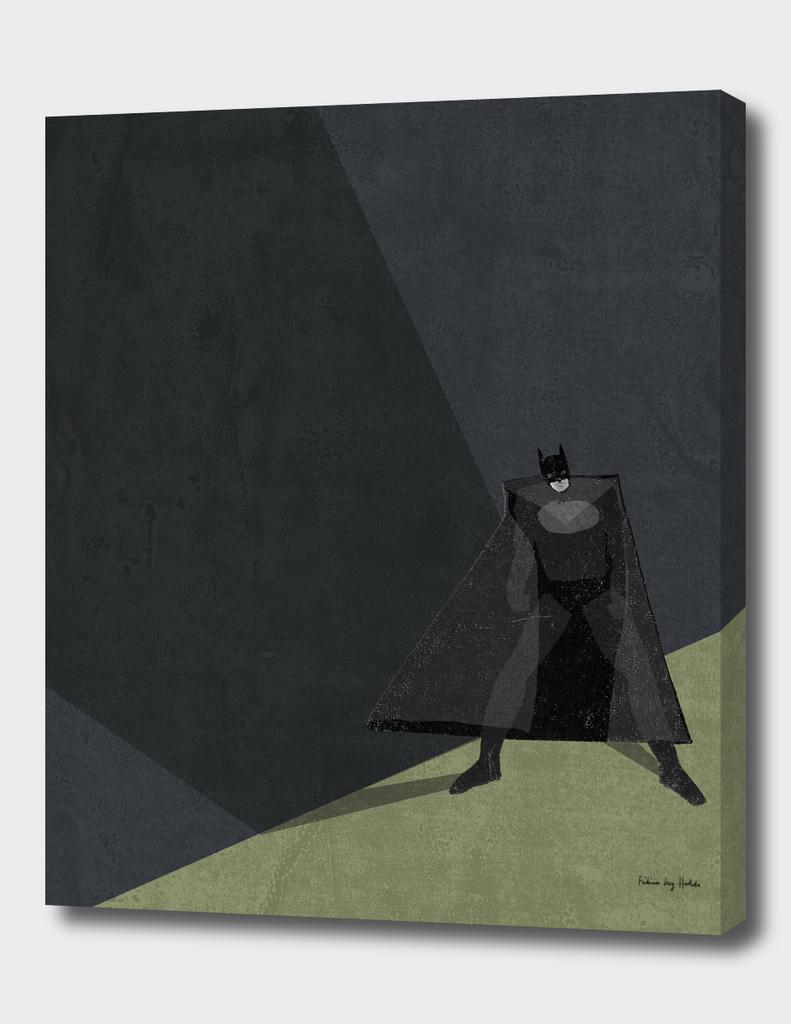 geometric hero