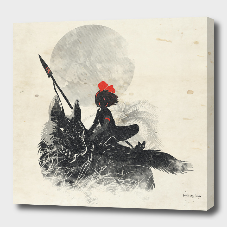 princess monokiki